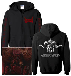 Infernal Revulsion Merchandise